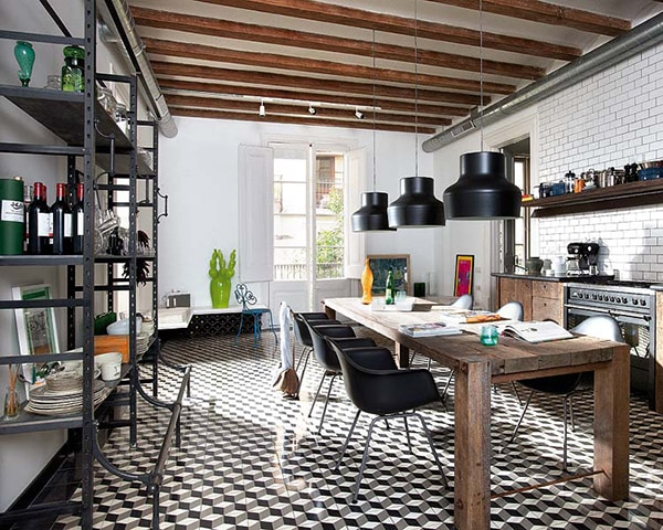 Barcelona kitchen