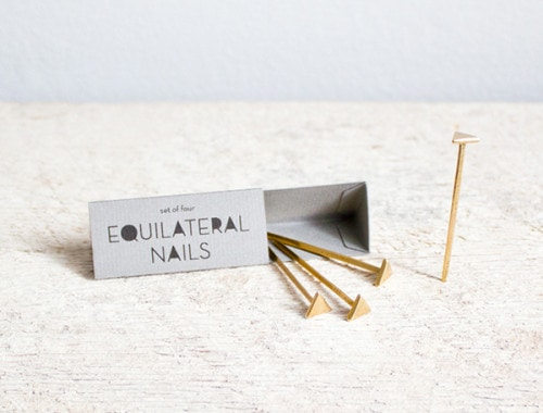 Winsome Brave Equilateral Nails
