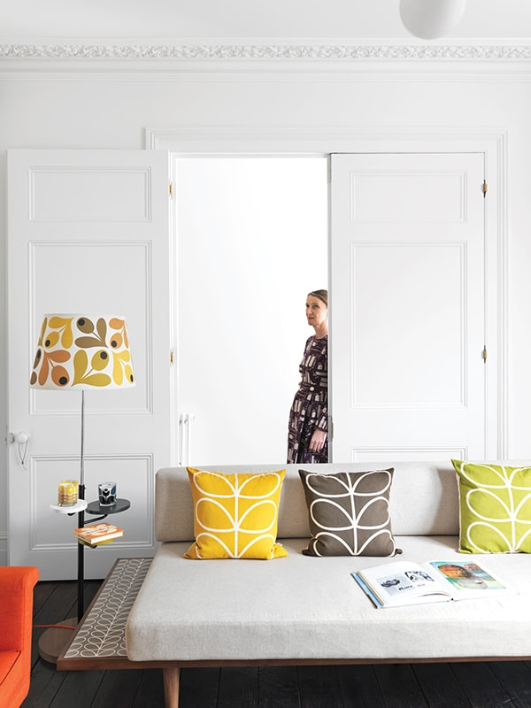 Checking In On Orla Kiely At Home Door Sixteen