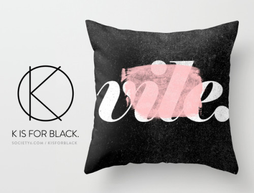 doorsixteen_Kisforblack_vilecushion