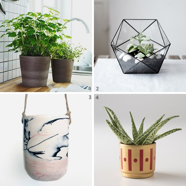 Apartment Therapy Plants Diy Plant Markers For Your