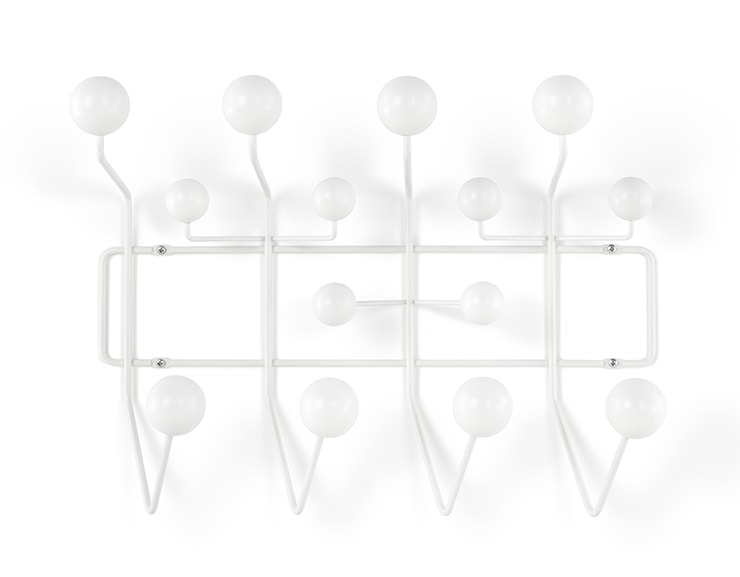Eames Hang-It-All, white - doorsixteen.com