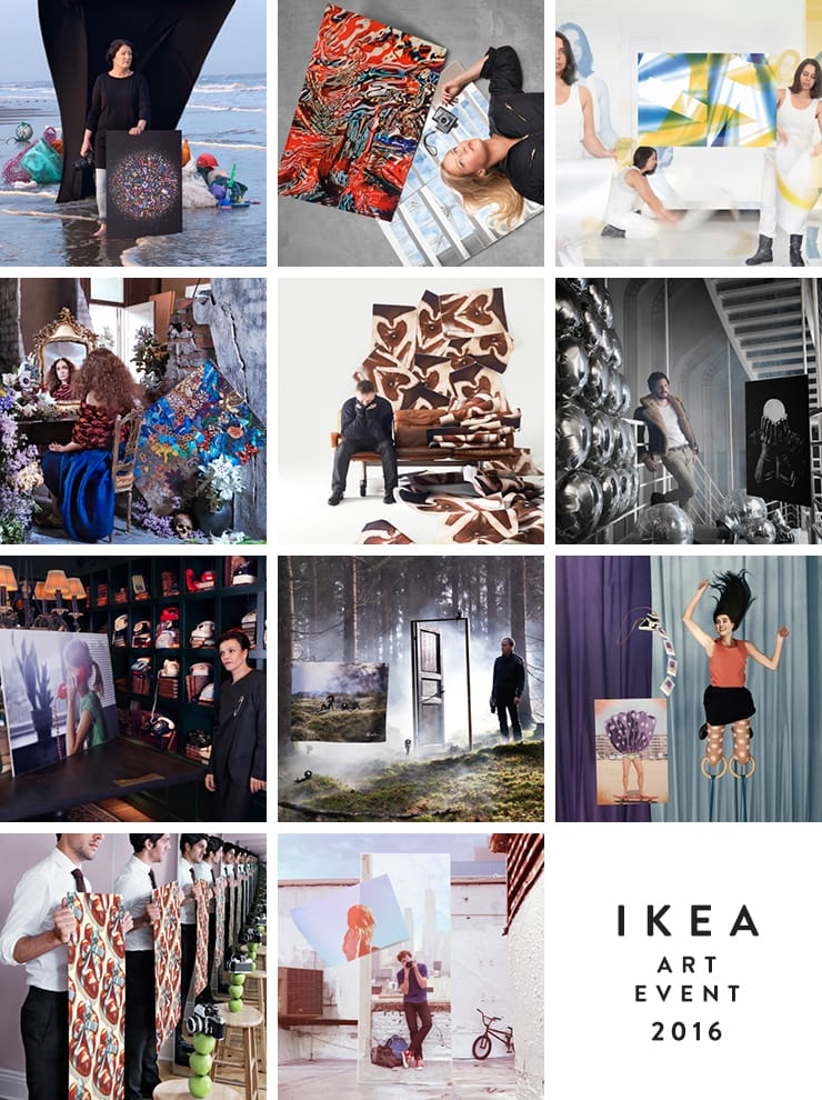 IKEA Art Event 2016 - doorsixteen.com