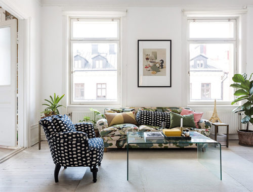 Stockholm apartment - doorsixteen.com