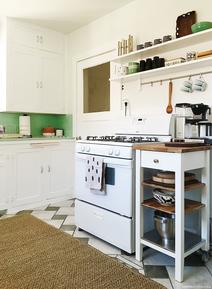 Updating A Vintage Kitchen With IKEA